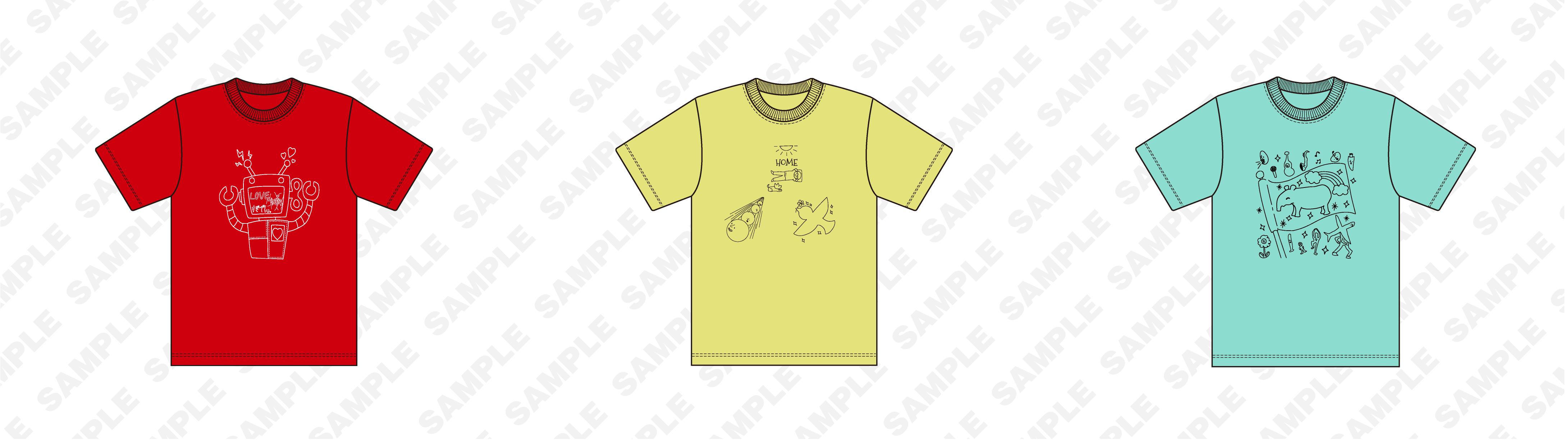 【愛Tシャツ】寺島惇太・仲村宗悟・高塚智人 デザイン_俺T